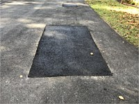 Removal of Damaged Asphalt